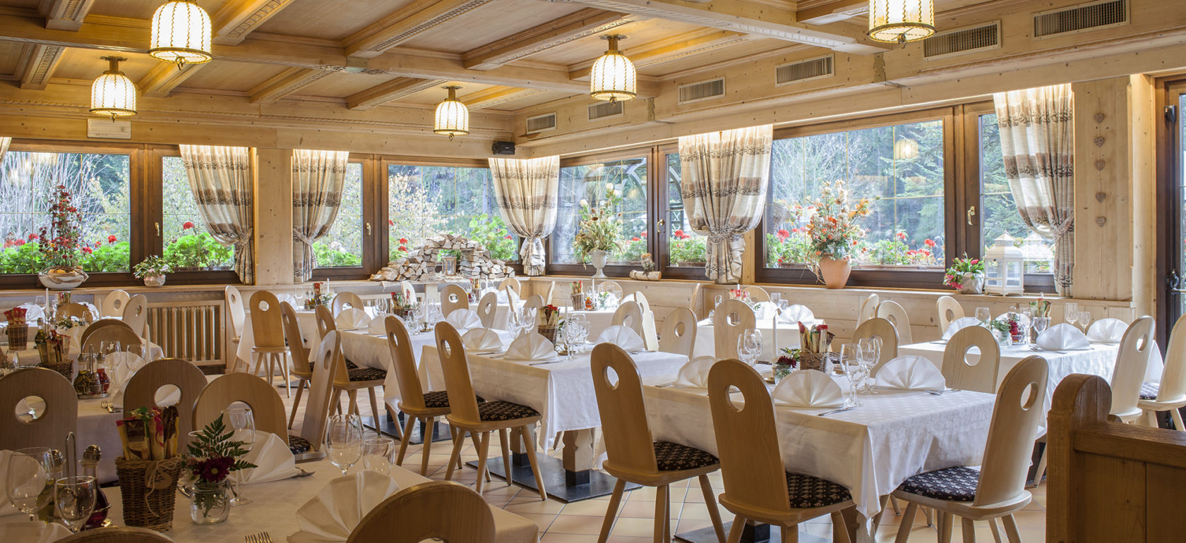 Valle di Ledro Restaurant and typical cuisine - Chalet Rifugio al Faggio