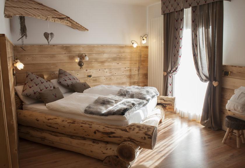 Immagine per Due camere a tema stile Alpin Chalet